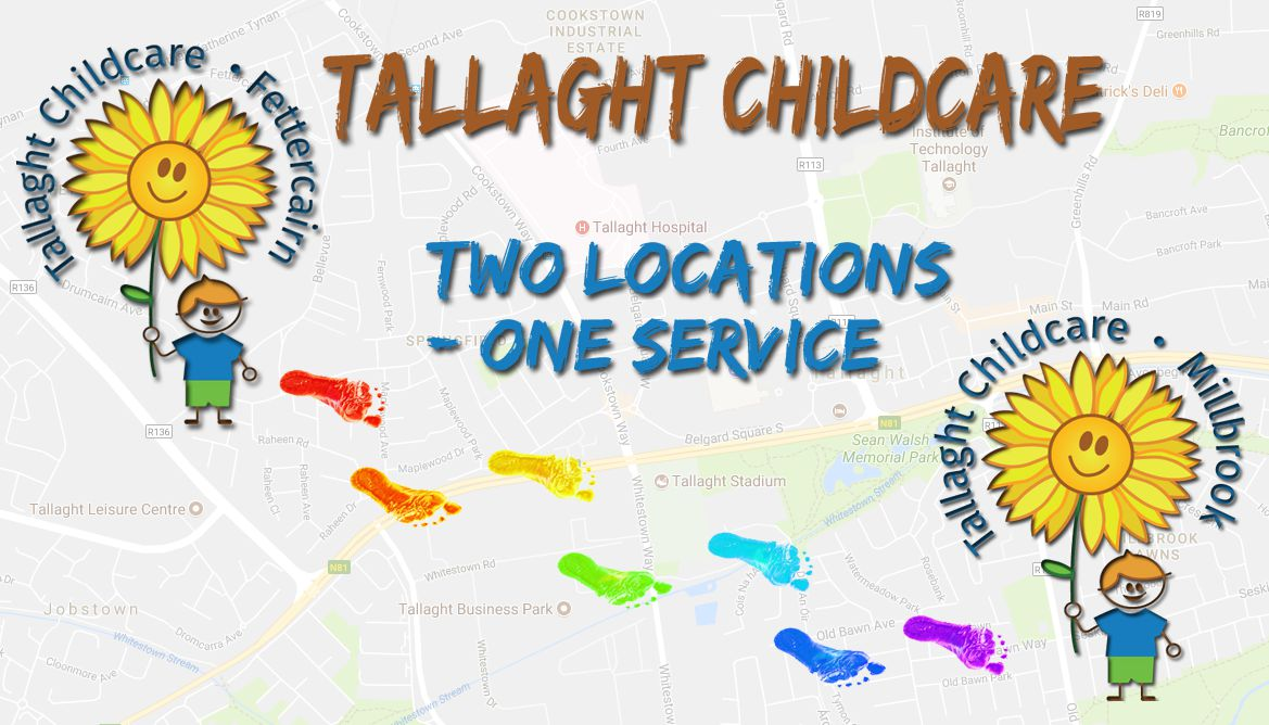 Tallaght Childcare Logo
